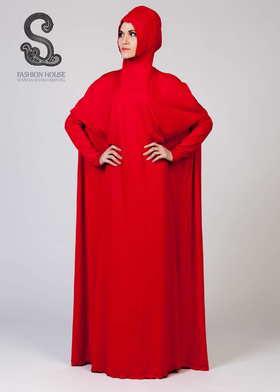"""Платье """"Джанна"""" красное"""