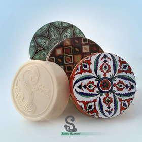 Натуральное мыло из микса масел: оливкового, пальмового, масла кокоса