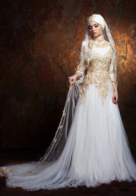 """Свадебное платье """"КОРОЛЕВА"""""""
