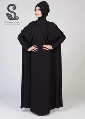 """Платье """"Джанна"""" черное"""