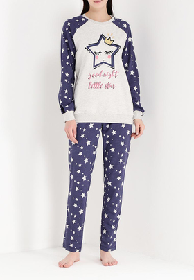 Пижама звезда